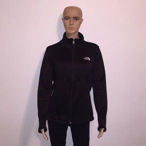 The North Face full Zipper jacket Large